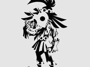 Zelda Majora's Mask : Skull Boy