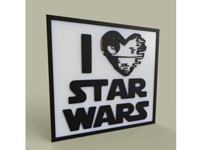 i love starwars No1
