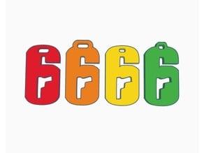 Rainbow 6 Siege | Logo | Talisman