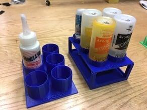 Epoxy Glue Bottle Holder