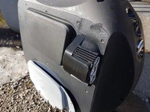 "Gotway acm 16: Sidemount ""CASE"" for LED light"