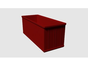 Shipping Container Containers (stackable)