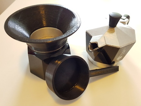 Caffe Funnel for Bialetti 4 Cups Moka