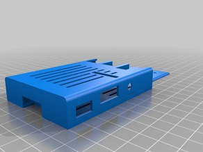 Raspberry Pi Side Mounting Bracket for Monoprice Maker Select Plus