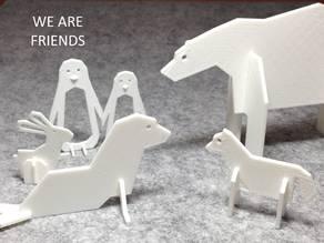 Simple Animals 4 - Polar Series