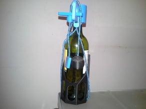 Don't break the bottle