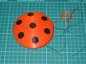 Miraculous Ladybug Ice Yoyo