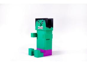 Multi-Color Hulk