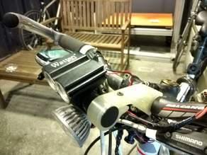 Handlebar extension for bike ver2