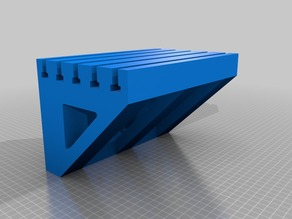 90 Degree T Slot Table