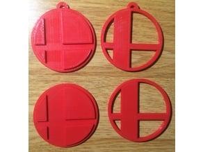 Super Smash Brothers Emblem