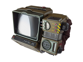 FALLOUT 76 PIPBOY 2000 (REMIXED for electronics addition)