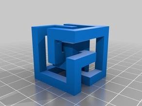 Mini Enigma Cube