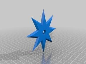 8 Point Ninja Star