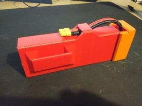 Battery Holder for Fpv Goggles
