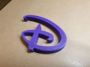 Disney Letters (Waltograph)