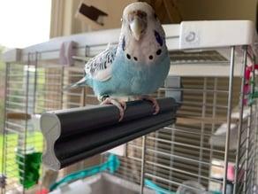 Pet Parakeet Cage Perch