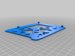 Mount for Smoothiboard on Fabtotum