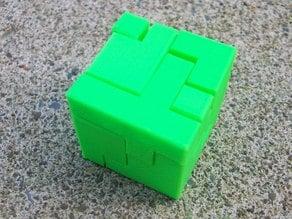 Mini Impossible Puzzle Cube