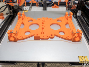 TRONXY X3 Bed Support