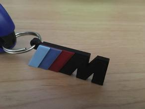M-Power Keychain
