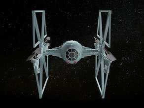 TIE Fighter Drone Propeller Blades