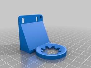 Geeetech prusa i3 Aluminum - Fan Ring