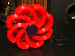 Tandem Fidget Spinner