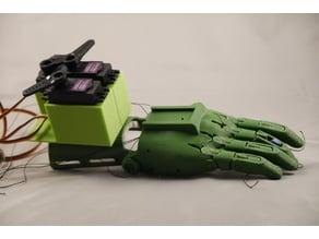 Phoenix Hand V2 motorised