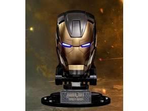 IronMan mark 41 Helmet