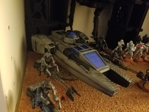Moc Speeder V2