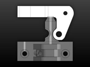 Flexible extruder for E3D_V6