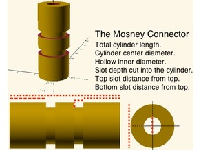 Mosney Connector