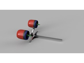 RC Podracer thingy