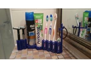 The smart Toothbrush Holder