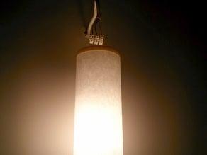 A4 lamp shade