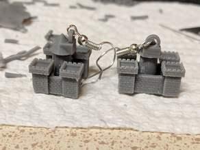 Castles optimized for DLP