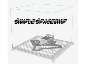 Simple Spaceship
