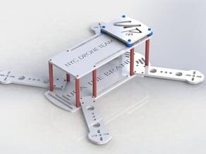 DIY 250 Size Quadcopter Drone