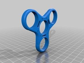 4-bearing simple spinner