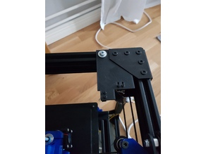 RatRig V-Core XY endstop mount (omron switches)