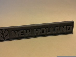 New Holland Logo for your tractor