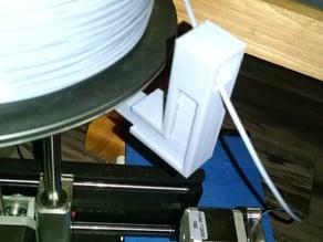 Printrbot spool holder clip