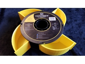Hatchbox Spool Container-THICK WALL