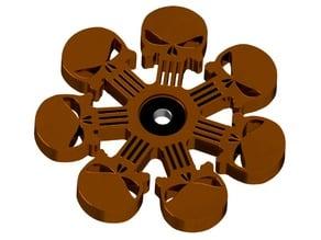 Punisher Fidget Spinner