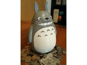 Totoro Coin Bank