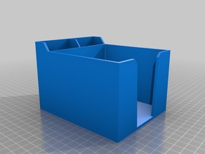 Paper Box remix with Pen holder