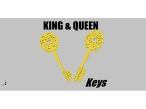 KING & QUEEN Keys