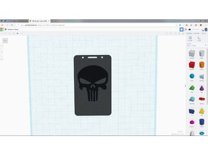 Punisher ID Card Holder