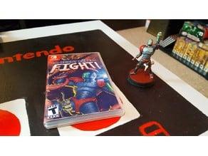 A Robot Named Fight! Custom Amiibo